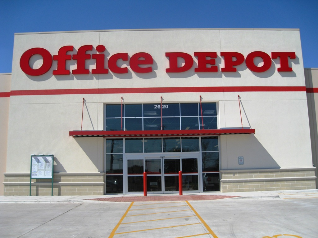 office depot 39 s israeli branches to close on shabbat the. Black Bedroom Furniture Sets. Home Design Ideas