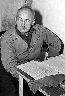 Julius Streicher (photo credit: Wikipedia Commons)