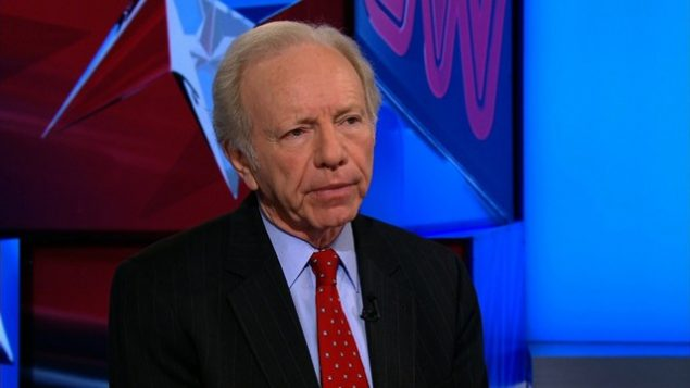 Lieberman: Chuck Hagel has some 'splaining to do on Iran. (CNN Photo)
