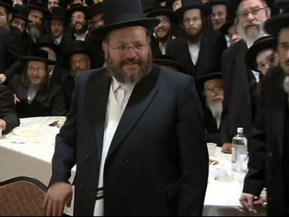 Rabbi Weberman is on trial for sexually abusing a girl from the Satmar community.