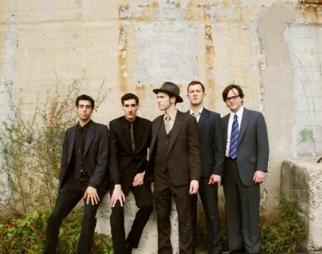 Sway Machinery, the bluesy fusion group led by Jeremiah Lockwood, plays this year's Sephardic Music Festival.