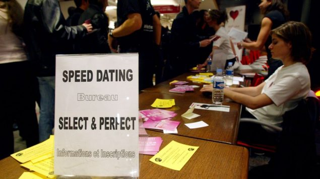 Speed dating: in which the lovelorn suffer quantity in search of quality. Getty Images
