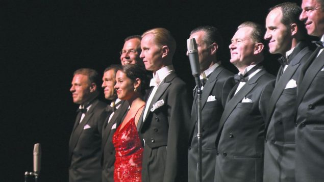 "Max Raabe's Palast-Orchester in ""Max Raabe in Israel."""