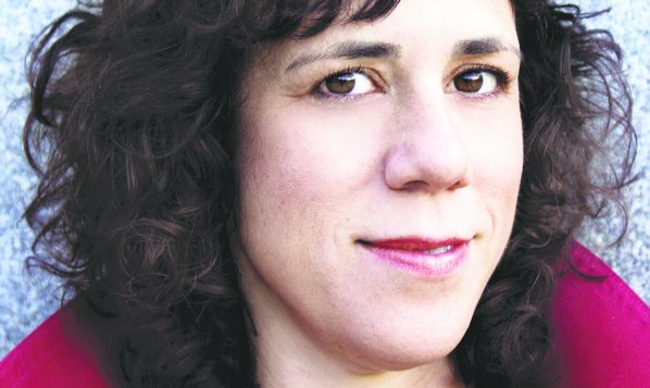 """Attenberg's book, about a character """"who hits rock bottom physically, delves into themes of Jews and food. michael sharkey"""