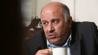Fatah official Jibril Rajoub (photo credit: Nati Shohat/Flash90)