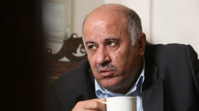 Jibril Rajoub (photo credit: Nati Shohat/Flash90/File)