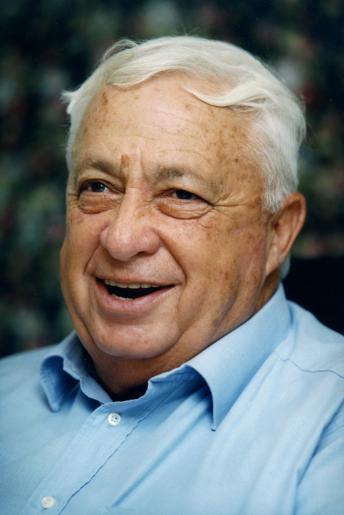 Ariel Sharon (photo credit: Moshe Shai/Flash90)