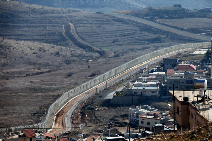 Neot Golan Israel  city photo : Israel beefing up border with Syria, may look to Jordan frontier next ...