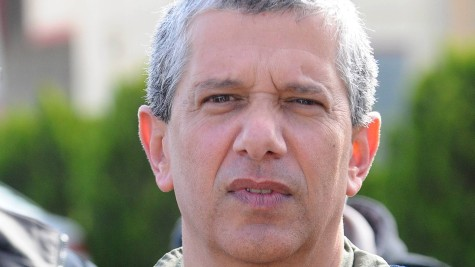 Israel Air Force chief Amir Eshel (photo credit: Yossi Zeliger/Flash 90)