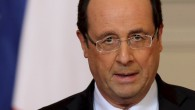 France's President Francois Hollande delivers a speech on the situation in Mali at the Elysee Palace in Paris, Friday, Jan. 11 (photo credit: AP/Philippe Wojazer)