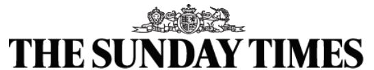 England&#039;s Sunday Times logo