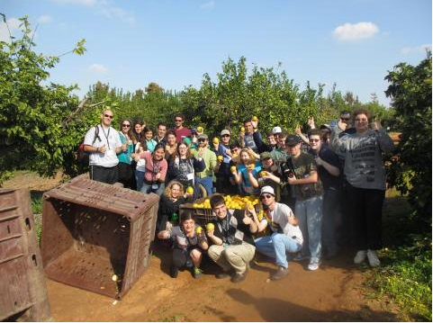 KOACH Birthright Trip