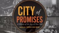 """""""City Of Promises,"""" the 2012 Jewish Book Of The Year"""