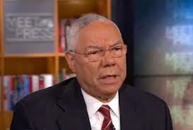 Powell: Hagel should write 'Israel lobby' on blackboard 100 times.