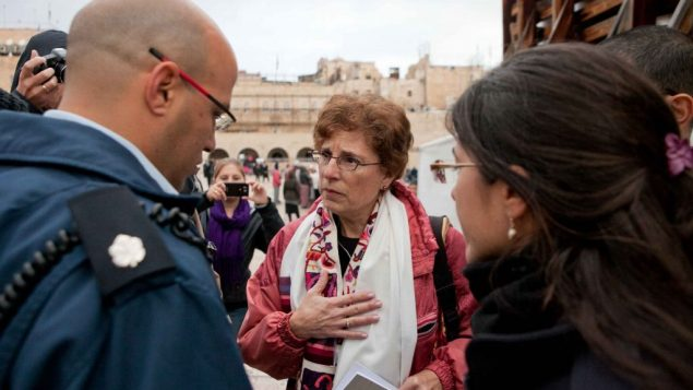 Women of the Wall, which agitates for prayer rights at the Kotel, has much American support. Photo courtesy Women of the Wall