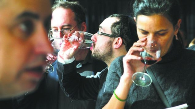For some lucky drinkers, Passover came early. Michael Datikash