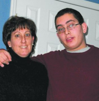 Susan Wiener says her son, Jacob, who has bipolar syndrome, is her teacher about acceptance.