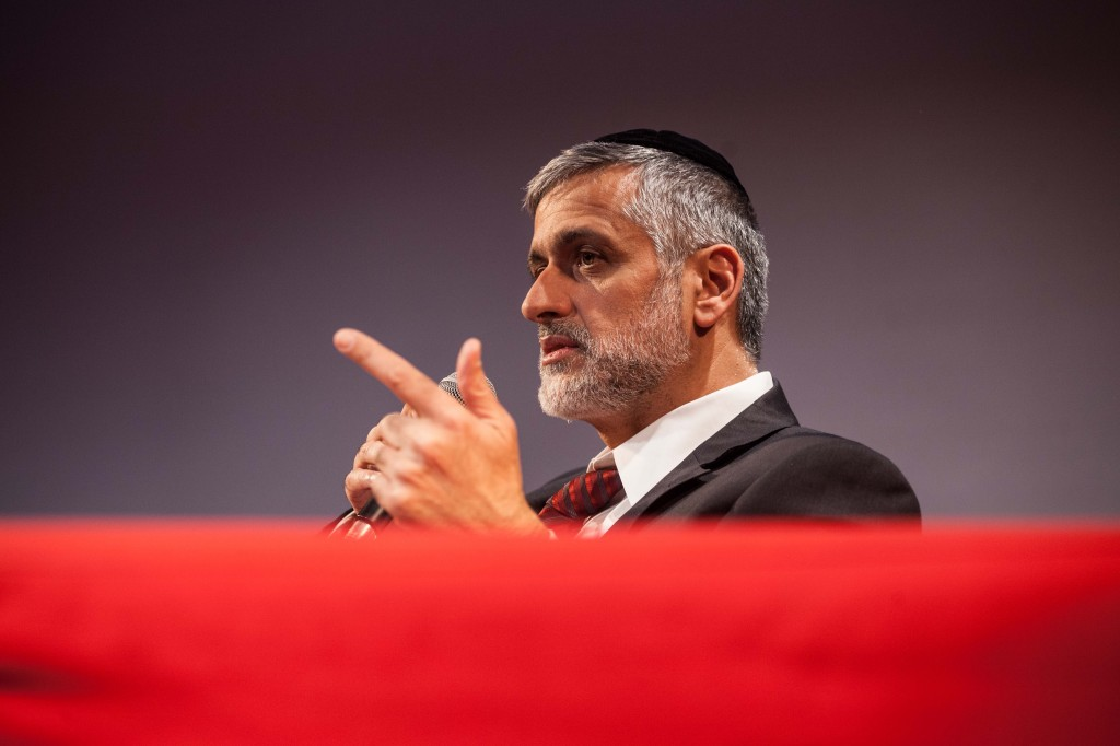 Shas leader Eli Yishai (photo credit: Uri Lenz/Flash90)