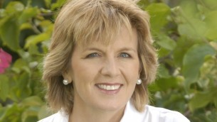 Australian Opposition foreign affairs spokeswoman Julie Bishop (photo credit: CC BY-SA 3.0, by BotMultichill, Wikimedia Commons)