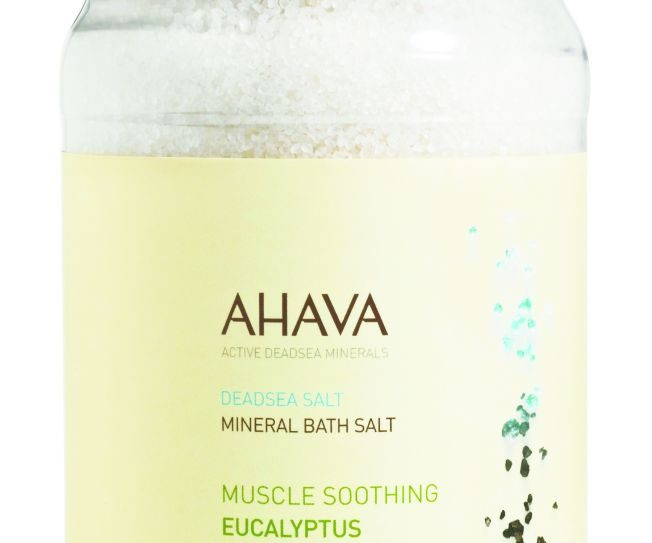 One of Ahava's skin care products sold in the United States.