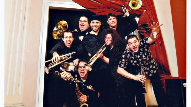 Frank London's Klezmer Brass All-Stars kicks off a new klezmer series next week at the Stephen Wise Free Synagogue. Arjen Veldt