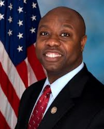 Tim Scott (photo credit: Courtesy)