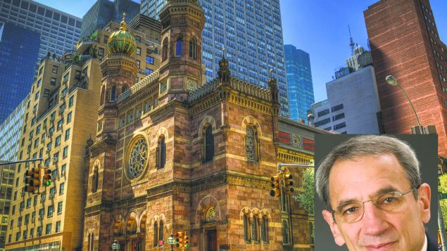 "Peter Rubinstein: Leaving the pulpit, looking for another venue to perform ""service to the Jewish community."""