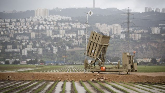 The sequester will affect funding that supports Israel's anti-missile Iron Dome system. Getty Images