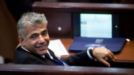 Experts see Yair Lapid as a right-wing, not a left-wing, centrist. Getty Images