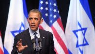 Obama adresses Israeli students in the trip's major speech. Getty Images