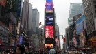 Times Square en plein Manhattan (Photo credit: Kobi Gideon / FLASH90)