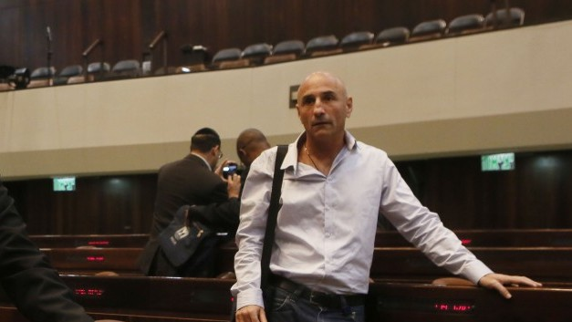 Ofer Shelah in the Knesset Plenum in February. (photo credit: Miriam Alster/Flash90)