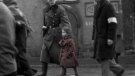 "The actress who played the girl in red in ""Schindler's List"" as a 3-year-old says seeing the film was traumatic. (YouTube screenshot)"