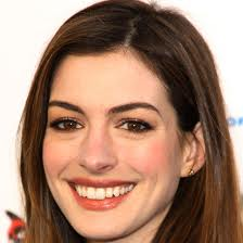Anne Hathaway: big honor, small role. Photo via Biography.com