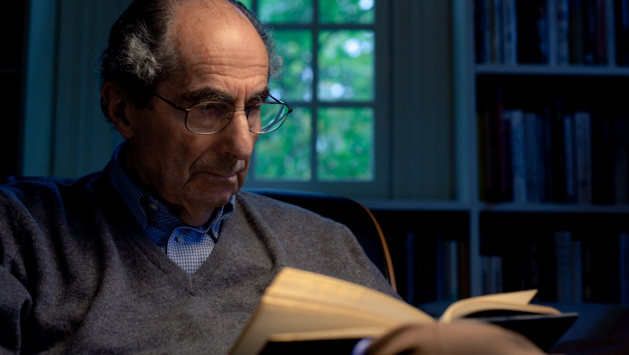 Philip Roth has won every major prize except the Nobel, and says he's retired. (Courtesy of Film Forum)