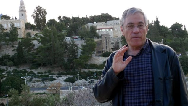 Uri Dromi: Former air force colonel wants to put Israel's relationship with media on a higher plane. (Photo by Chris Leppek)