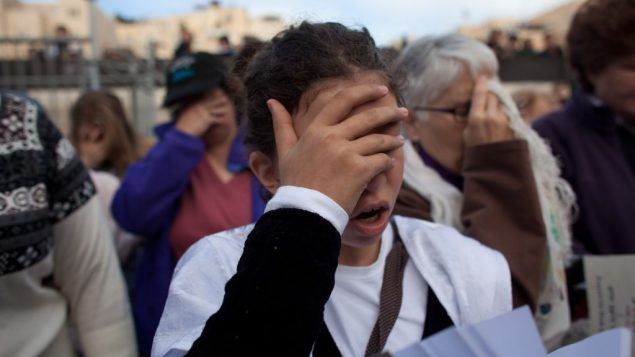 Women of the Wall have been agitating for female prayer rights for decades. Getty Images