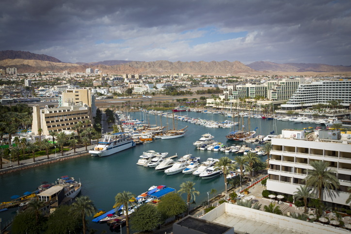 Eilat Israel  city images : Minor earthquakes strike near Eilat | The Times of Israel