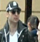FBI photo of Boston bombing suspect Tamerlan Tsarnaev, who was killed on Friday, April 19 (photo credit: AP/FBI)
