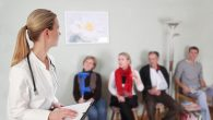Even in a doctor's office waiting room, Liane Kupferberg Carter had cause to cringe from others' stares. Fotolia