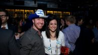 Partiers celebrating Israel's independence were saddened by thoughts of the Boston Marathon Bombings. Perry Bindelgrass