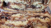 Indulge in a chocolate yeast cake now Pesach has ended. Amy Spiro