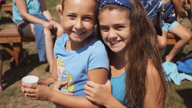 Despite serving children with disabilities, most Jewish camps don't market these programs. Photo courtesy FJC