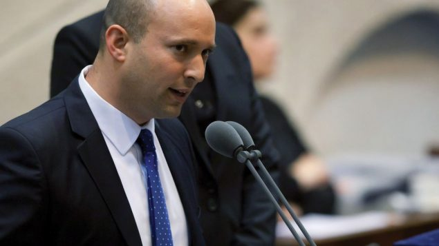 MK Naftali Bennett: Wants legislative fix to problem. Getty Images