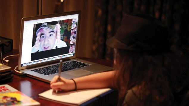Hebrew schools are exploring supplementing face-to-face time with online classes. Photos courtesy of Shalom Learning