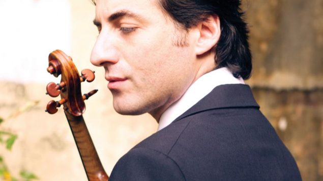 Violinist Philippe Quint will play June 19 at The Brownstone in Manhattan as part of Russian Heritage Month.