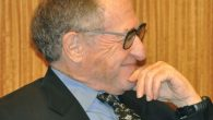 "Dershowitz: ""I am hated"" by Jews on the left and right for his Mideast views, the Israel advocate said with a sense of pride."