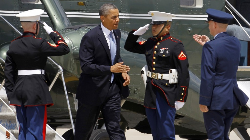 Chances For Peace Dwindling By The Day, Obama Says