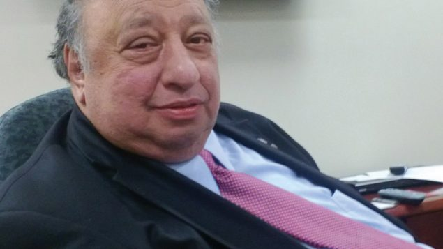 The billionaire businessman John Catsimatidis cites long history of working with the Jewish community. Adam Dickter
