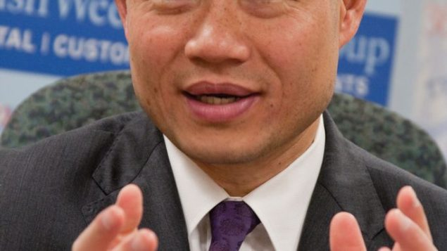 "John Liu: ""I have never run campaigns based on ethnic coalitions."" Michael Datikash"